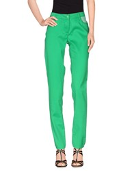 Naf Naf Denim Denim Trousers Women Green