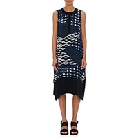 Public School Women's Crepe Cyra Sleeveless Dress Navy