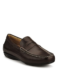 Sperry Gold Capetown Penny Loafers Brown