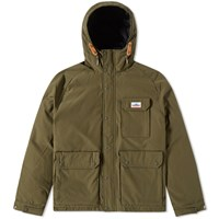 Penfield Apex Down Parka Green