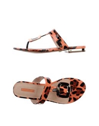 Lollipops Thong Sandals Salmon Pink