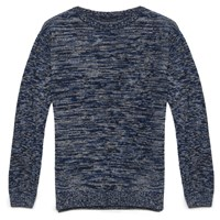 Oliver Spencer Black Fine Wool Elgin Crew Sweater
