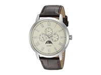 Guess U0870g1 Rose Gold Brown Watches