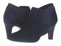 Bandolino Wilbur Medium Blue Suede Women's Shoes