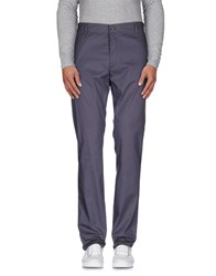 Galliano Trousers Casual Trousers Men Grey