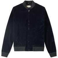A.P.C. X Louis W. Herve Jacket Blue