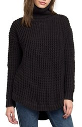 Rvca Women's Turtleneck Pullover