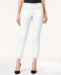 Styleandco. Style And Co. Boyfriend Jeggings Only At Macy's Bright White