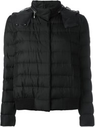Moncler Gamme Rouge 'Violette' Padded Jacket Black