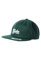 Globe Melton Cap Olive Dark Green