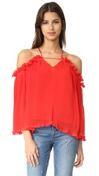 Alice Mccall What Do You Mean Top Red