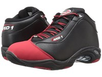 And 1 Tai Chi Black F1 Red Men's Basketball Shoes