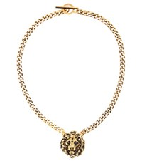 Saint Laurent Necklace Gold