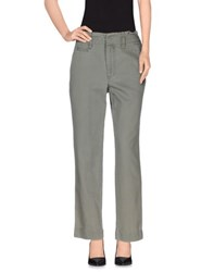 Marc By Marc Jacobs Trousers Casual Trousers Women Military Green