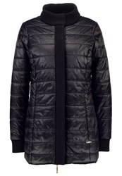 Liu Jo Jeans Winter Coat Nero Black