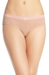 Betsey Johnson Women's 'Forever Perfect Cutie' Hipster Briefs Naked