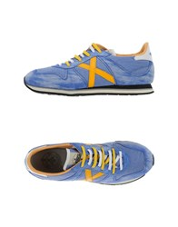 Munich Footwear Low Tops And Trainers Men Azure