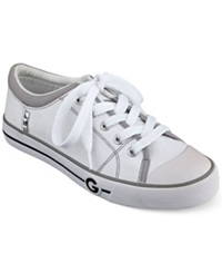 G By Guess Women's Oona Sneakers Women's Shoes White