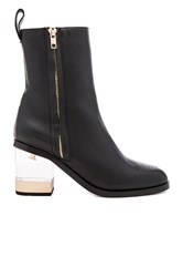 Jaggar Illuminate Black Bootie