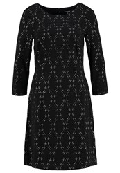 More And More Jumper Dress Black