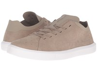 Native Monaco Low Rocky Brown Shell White Lace Up Casual Shoes Khaki