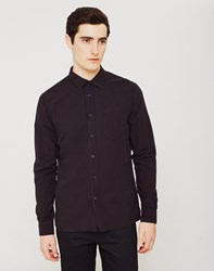 Nudie Jeans Co Henry Shirt Black