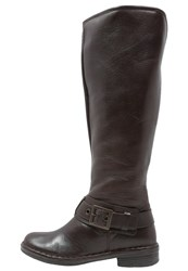 Dorothy Perkins Trick Boots Brown Dark Brown