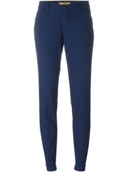 Fay Casual Trousers Blue