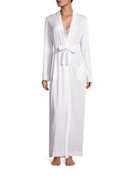 La Perla Charisma Night Robe White