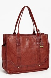 Frye 'Campus' Shopper Red