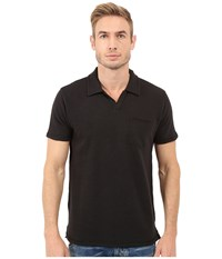 Lucky Brand Palm Springs Polo Black Mountain Men's Clothing