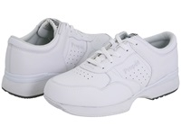 Propet Life Walker Medicare Hcpcs Code A5500 Diabetic Shoe White Men's Lace Up Casual Shoes