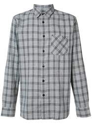 Rag And Bone 'Standard Issue' Shirt Grey