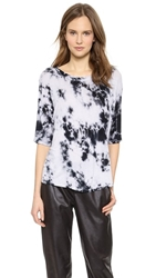 Enza Costa Ionic Wash Dolman Top Cement Ionic