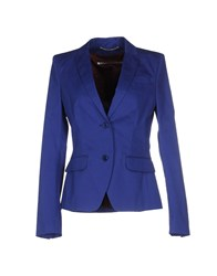 Drykorn Suits And Jackets Blazers Women Bright Blue