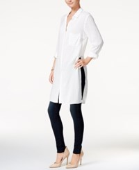 Chelsea Sky Tunic Shirt Only At Macy's White