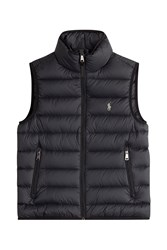 Polo Ralph Lauren Quilted Down Vest Black