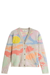 Barrie Electric Cardigan