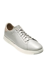 Cole Haan Grandpro Tennis Shoes Silver Fox