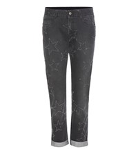 Stella Mccartney Boyfriend Fit Jeans Grey