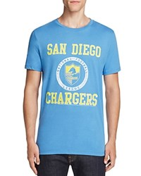 Junk Food San Diego Chargers Tee Bluberry