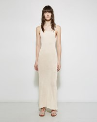 Lauren Manoogian Fine Tank Dress