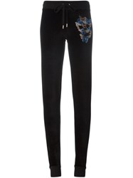Philipp Plein 'Lily' Track Pants Black