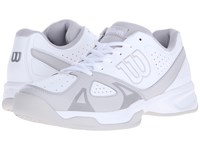 Wilson Rush Open 2.0 White Gray Men's Tennis Shoes