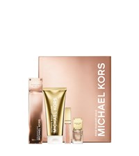 Michael Kors Gold Collection Rose Radiant Gold Eau De Parfum Gift Set