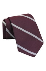 Gitman Brothers Vintage Men's Stripe Woven Silk Tie