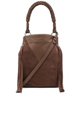 Sam Edelman Monica Bucket Bag Taupe