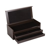 Cutipol 75 Piece Cutlery Set Presentation Box Brown Black