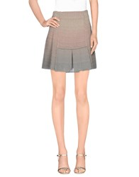 M Missoni Skirts Mini Skirts Women Sand