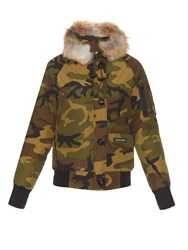 Canada Goose Chilliwack Fur Trimmed Down Jacket